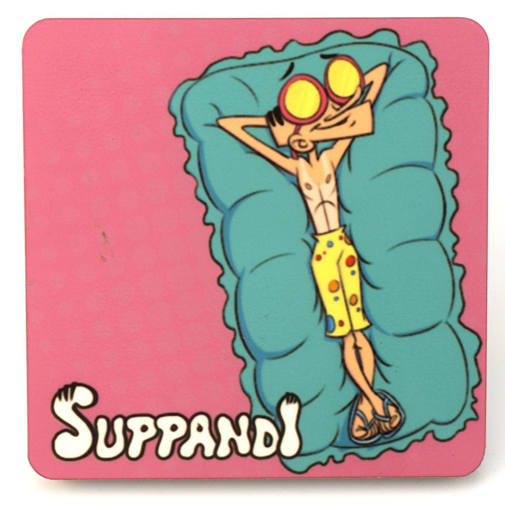 Suppandi Swimming Pool Magnet