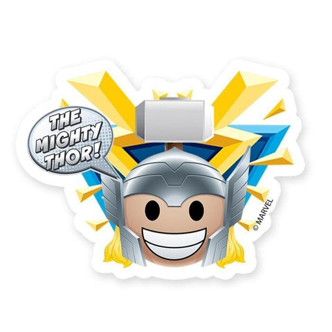 Marvel™ Stickers Thor Sticker : The Mighty Thor