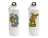 Pack Of 2 - Shikkari Shambu Metal Sippers