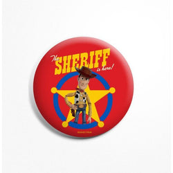 Disney Badges Toy Story Badge : The Sheriff Is Here!