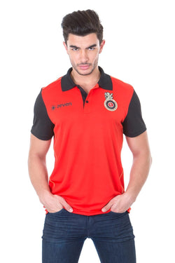Royal Challengers Bangalore T-Shirts S RCB T-Shirt : Polo