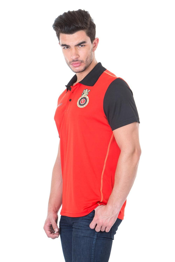 Polo T-Shirt  - Royal Challengers Bangalore - GalaxT