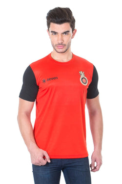 Royal Challengers Bangalore T-Shirts RCB T-Shirt : Fan Wear