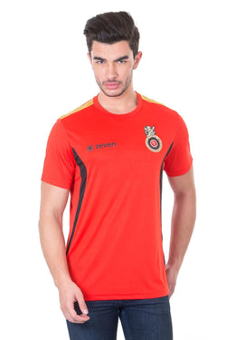 Royal Challengers Bangalore T-Shirts S RCB T-Shirt : Red Army