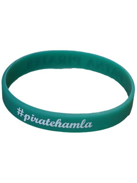 Pirates Logo Wristband  - Patna Pirates - GalaxT