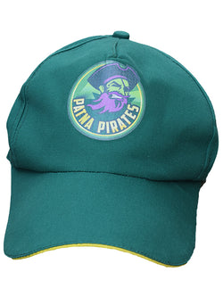 Sports Cap Patna Pirates Accessories GalaxT Green Premium Logo Team Players