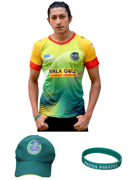 Combo Offers - Jersey - Patna Pirates - GalaxT
