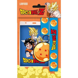 Dragon Ball Z Lanyard - Keychain - Manga - GalaxT