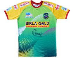 Patna Pirates Jerseys Patna Pirates Jersey : Pardeep Sign, Name & Number