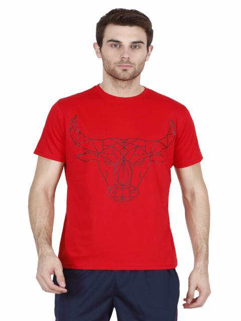 Bengaluru Bulls T-Shirts S / Red Bengaluru Bulls T-Shirt : Player Names