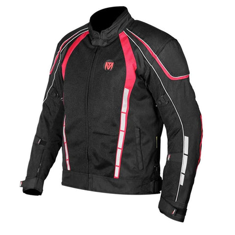 Moto Torque Riding Jackets S / Red Riding Jacket : Moto Torque Blade Level 1