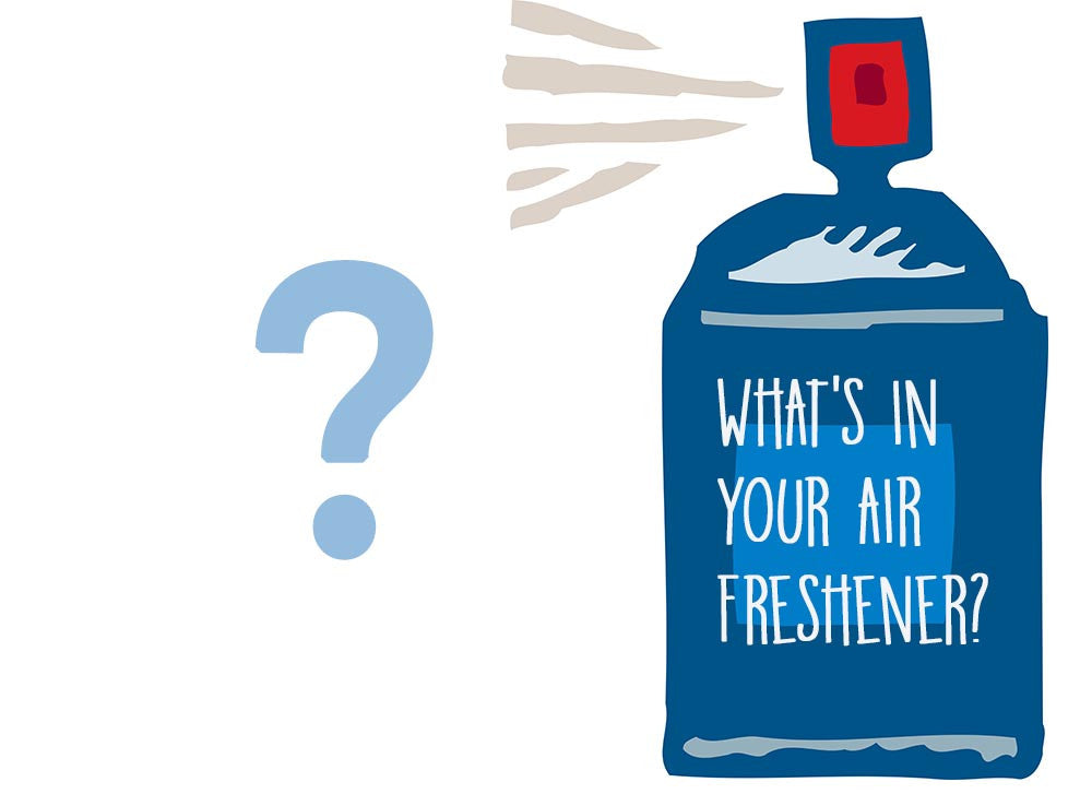 What's In Your Air Freshener?