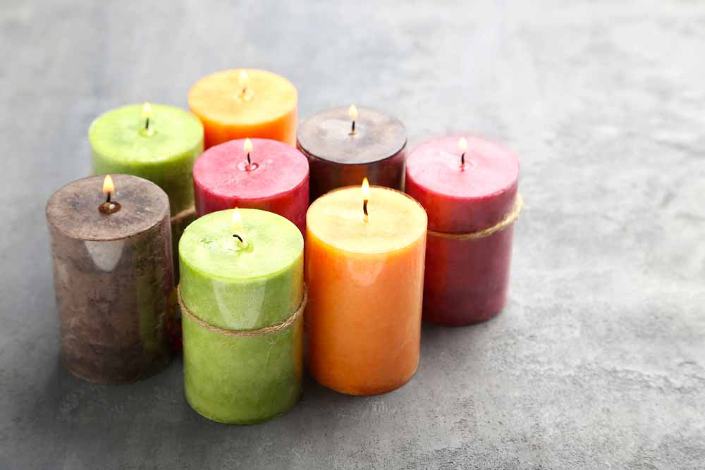 The Problem with Scented Candles & Your Health