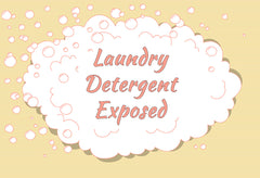 Why Most Laundry Detergents are Scarier than Freddy Krueger