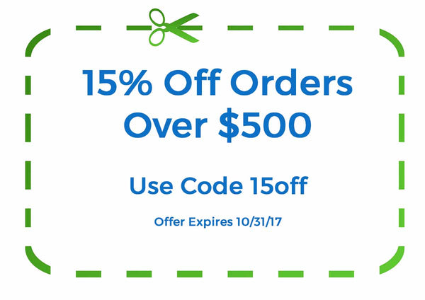 15% Off Orders Over $500 PureLivingSpace.com