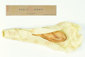 Bee's Wrap plastic wrap alternative