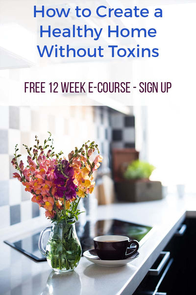 How to Create a Toxic-Free Home E-Course