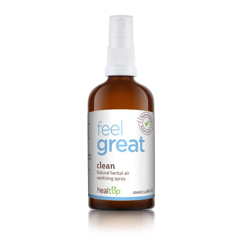 clean - all natural air freshner - PureLivingSpace.com