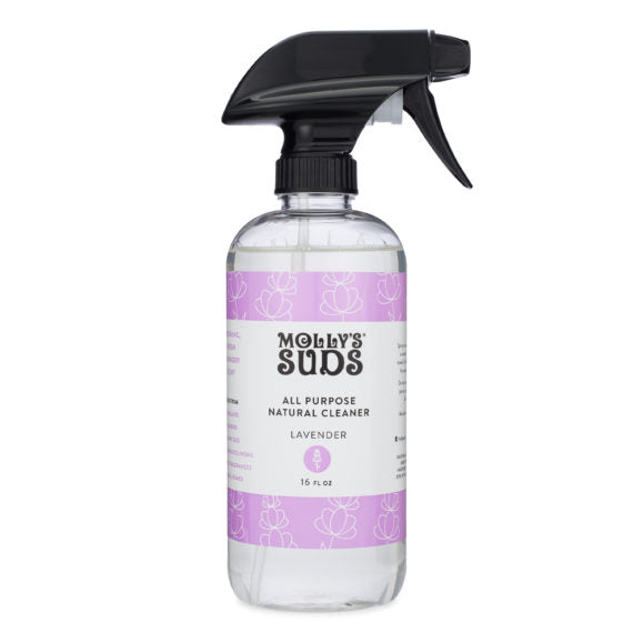 All Purpose Natural Cleaner - Lavender by Molly's Suds