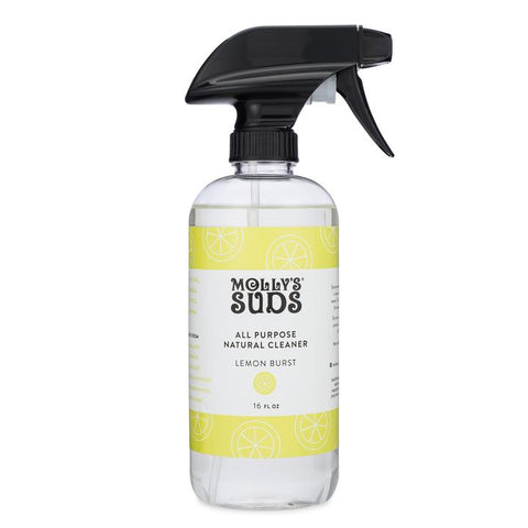 All Purpose Natural Cleaner - Lemon Burst by Molly's Suds