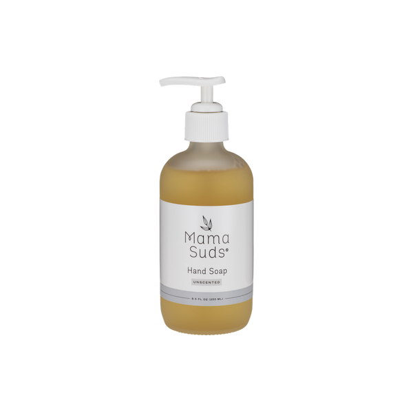 MamaSuds Hand Soap - All Natural - PureLivingSpace.com