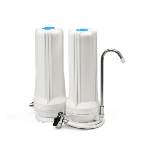 Propur Dual Stage Countertop Water Filter System