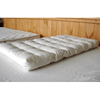100% Eco-Wool and Organic Cotton Bassinet Mattress - No Chemical Flame Retardants - PureLivingSpace.com