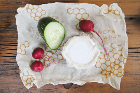 Bee's Wrap Assorted Set of 3 (S, M, L) - PureLivingSpace.com