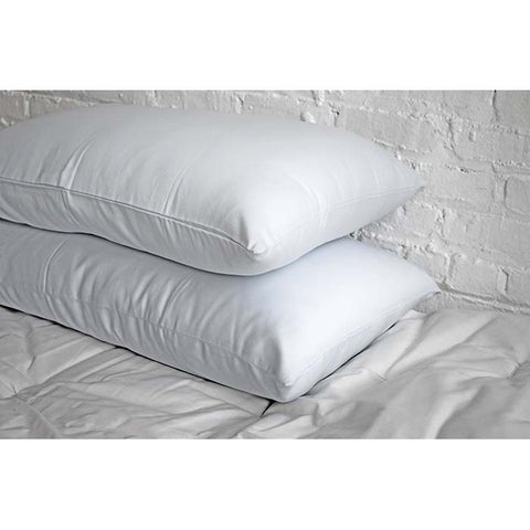 Body Pillow 100% Natural Shredded Latex - Extra Long - PureLivingSpace.com