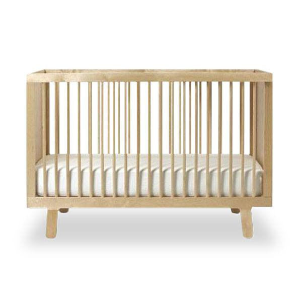 Organic Latex, Wool & Cotton Crib Mattress by Organique - PureLivingSpace.com