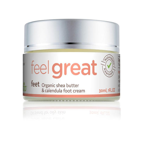 feet - all natural foot cream - PureLivingSpace.com