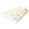 Natural Latex, Organic Cotton & Eco-Wool Mattress 7