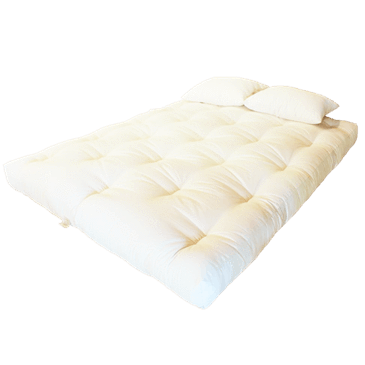 Natural Latex, Organic Cotton & Eco-Wool Mattress 8