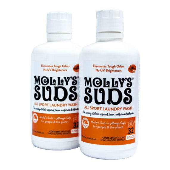 All Sport Laundry Wash 2 Pack - Molly's Suds - PureLivingSpace.com