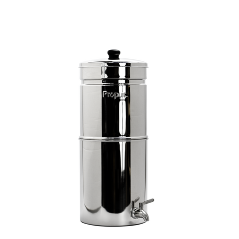 Propur Water Filter Container - Model Big 2.75 Gallons - PureLivingSpace.com