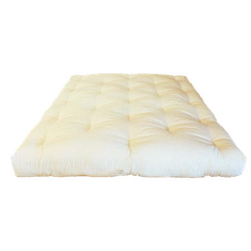 Organic Cotton & Eco-Wool Firm Mattress 7