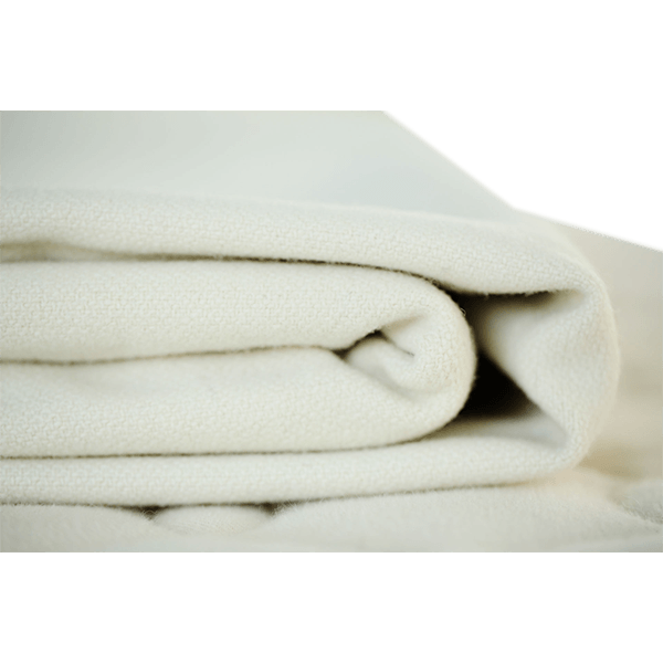 Organic Wool Mattress Pad by Organique - PureLivingSpace.com