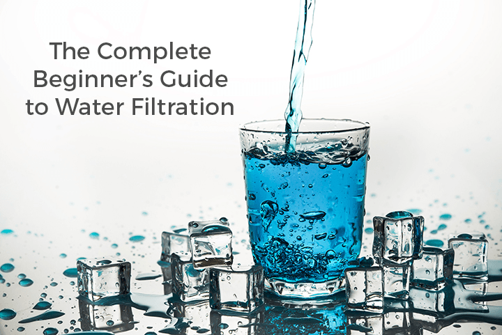Need help selecting a water filter?