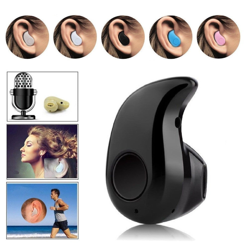 Wireless Bluetooth Earphone, Mini Style S530 V4.0 Sport Headphone Phone Headset With Micro Phone For Mobile Phone PC etc - Oasis Accessories Plus