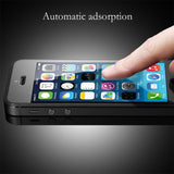 Arc 0.26mm for iPhone 5 tempered glass for iPhone 4 5 6 7 c s Plus screen protector for iPhone 5S tempered protective film