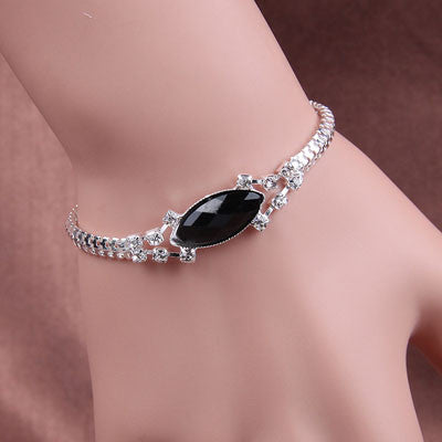 2015 new arriale  Fashion Crystal Stone   Bracelets For Women Friendship Bracelets Femme Jewelry