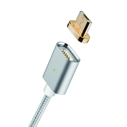 Micro USB Charge Cable Magnetic Adapter Charger for Fast Charger With Data Transmission
