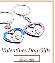 Love Couple Keychain Heart Shaped Heart Key Ring Lovers Valentines Day Gifts