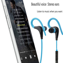Wireless Bluetooth Headset Hands Free Microphone Universal Wireless Headphones Bluetooth Earphones Blutooth For Samsugn Music PC