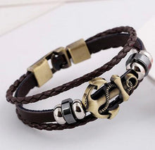 Leather Risers Bracelet for Women&Men Friendship Bracelets High Quality