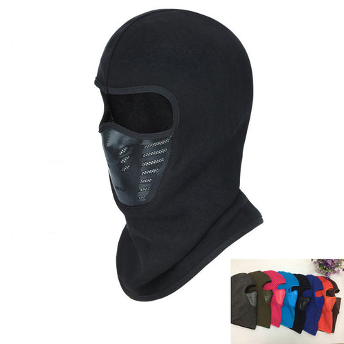 High Quality Winter Windproof Motorcycle & Ski Face Mask