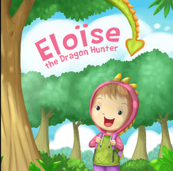 Eloïse the Dragon Hunter - Board Book