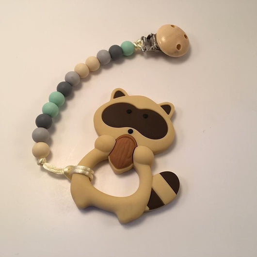 Raccoon Teether
