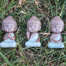 Cute LIttle Buddha Statues