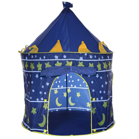 Medieval Castle Play Tent  For Boys Or Girls /Portable/ Foldable /Indoor/ Outdoor /Free Shipping